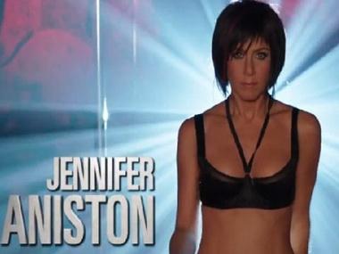 """Дженифер Энистон, фото из фильма """"Мы-Миллеры"""""""